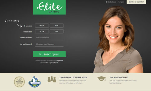 dating sites vergeleken